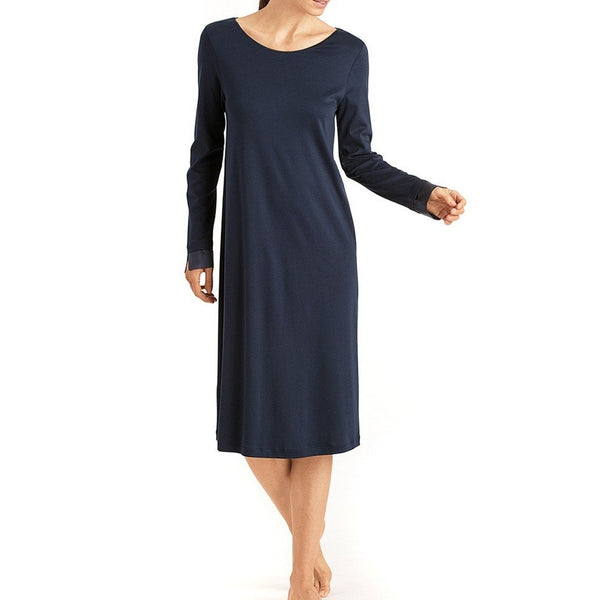 Hanro Lamia Long Sleeve Nightdress