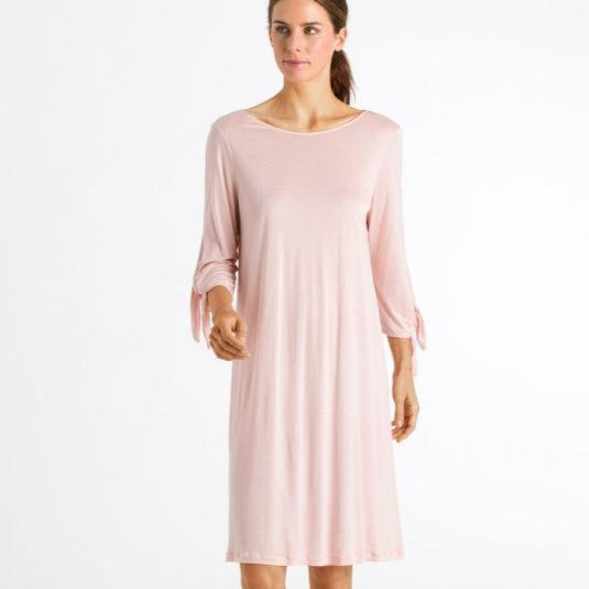Hanro Aba 3/4 Sleeve Nightdress