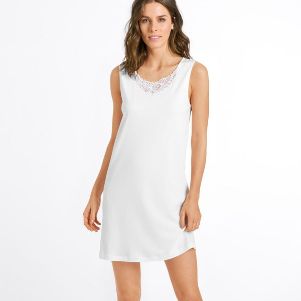 Hanro Madlen Sleeveless Nightdress
