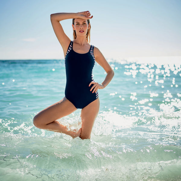 Anita Krabi Pocketed One Piece Swimsuit