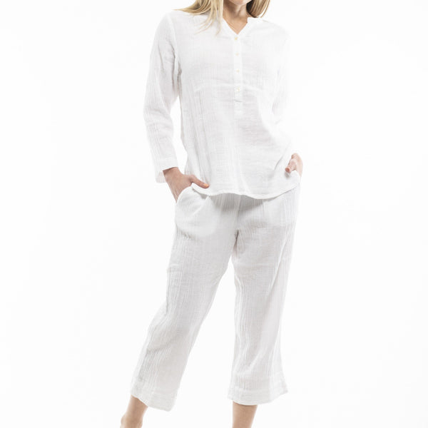 Victorias Dream Cotton Muslin Pyjamas