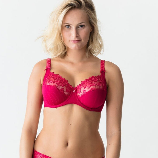 Prima Donna Deauville Full Cup Bra Persian Red