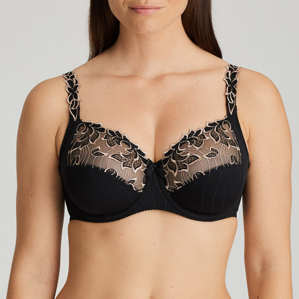 Prima Donna Deauville Full Cup Bra Celebration Black