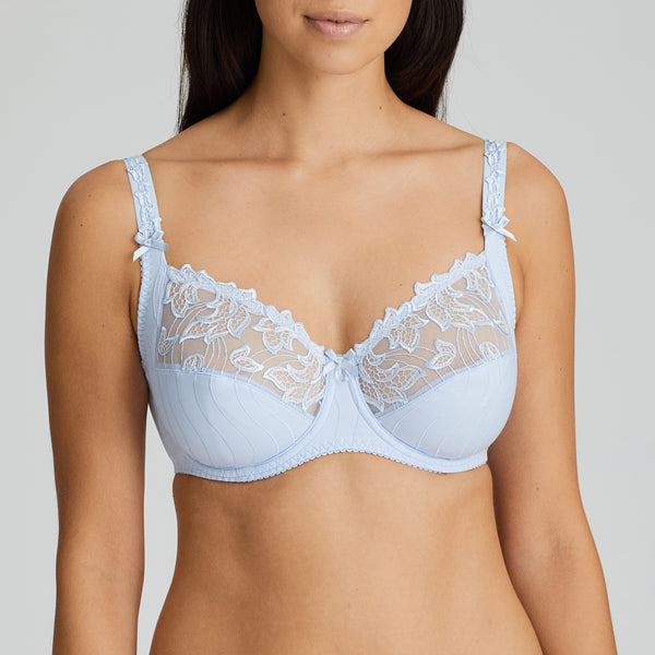 Prima Donna Deauville Full Cup Bra Heather Blue