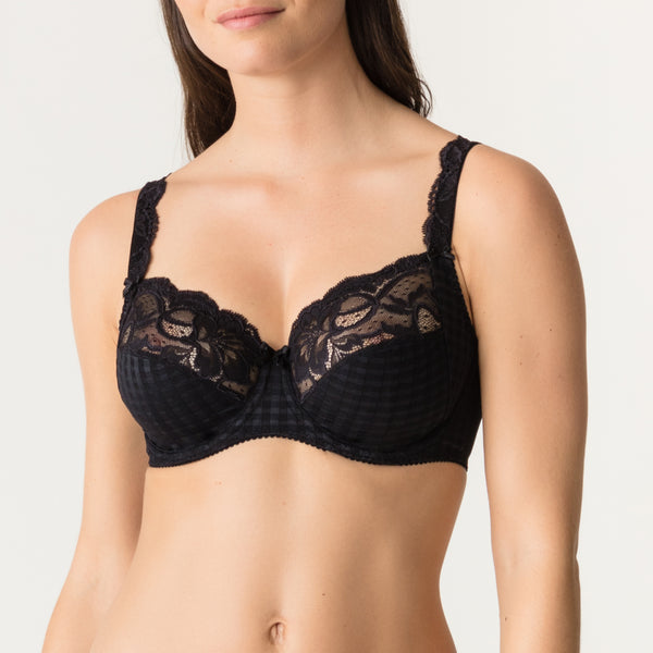 Prima Donna Madison Full Cup Bra Black