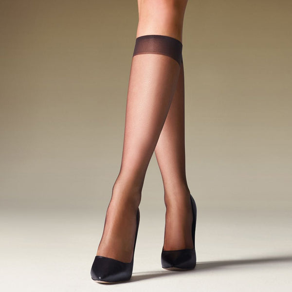 Levante Ultra Sheer Knee Highs 2 Pack