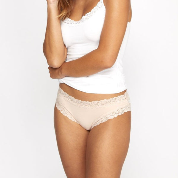 Jockey Parisienne Cotton Bikini Brief