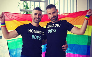 Exclusive Interview with the 'Nomadic Boys'