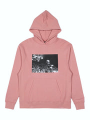 Flying High Hooded Sweatshirt (Rust Pink)