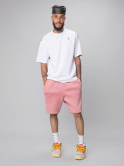 Leisure Shorts (Rust Pink)