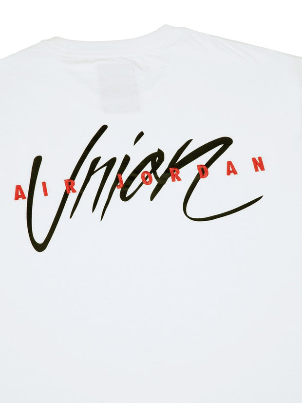 Reverse Dunk S/S T-Shirt (White)