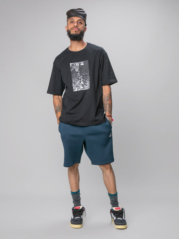 Reverse Dunk S/S T-Shirt (Black)