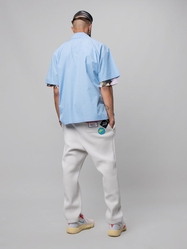 Mechanic Shirt (Psychic Blue)