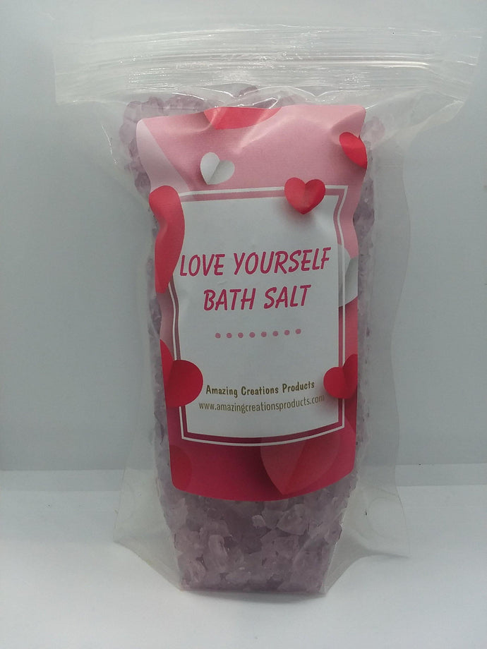 Love Yourself Bath Salt