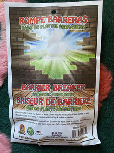 Barrier Breaker Herbal Bath