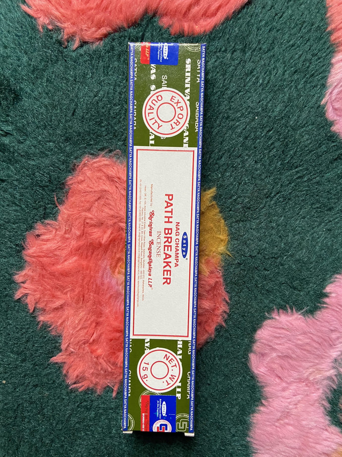 Path Breaker Incense Sticks