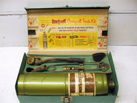Vintage Propane Torch Kit Bernz-o-matic Complete With Insert Advertising - idugitup