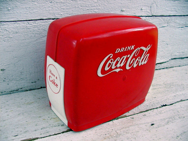 Vintage Coke Dispenser - Childs Toy - For Restore - idugitup