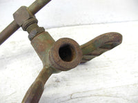 "Vintage Rainbow Brass Sprinkler - 3/4"" fitting - Vintage Irrigation - idugitup"