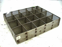 Vintage Stainless Steel Industrial Metal Shelf Industrial Cubbies Salvaged - idugitup