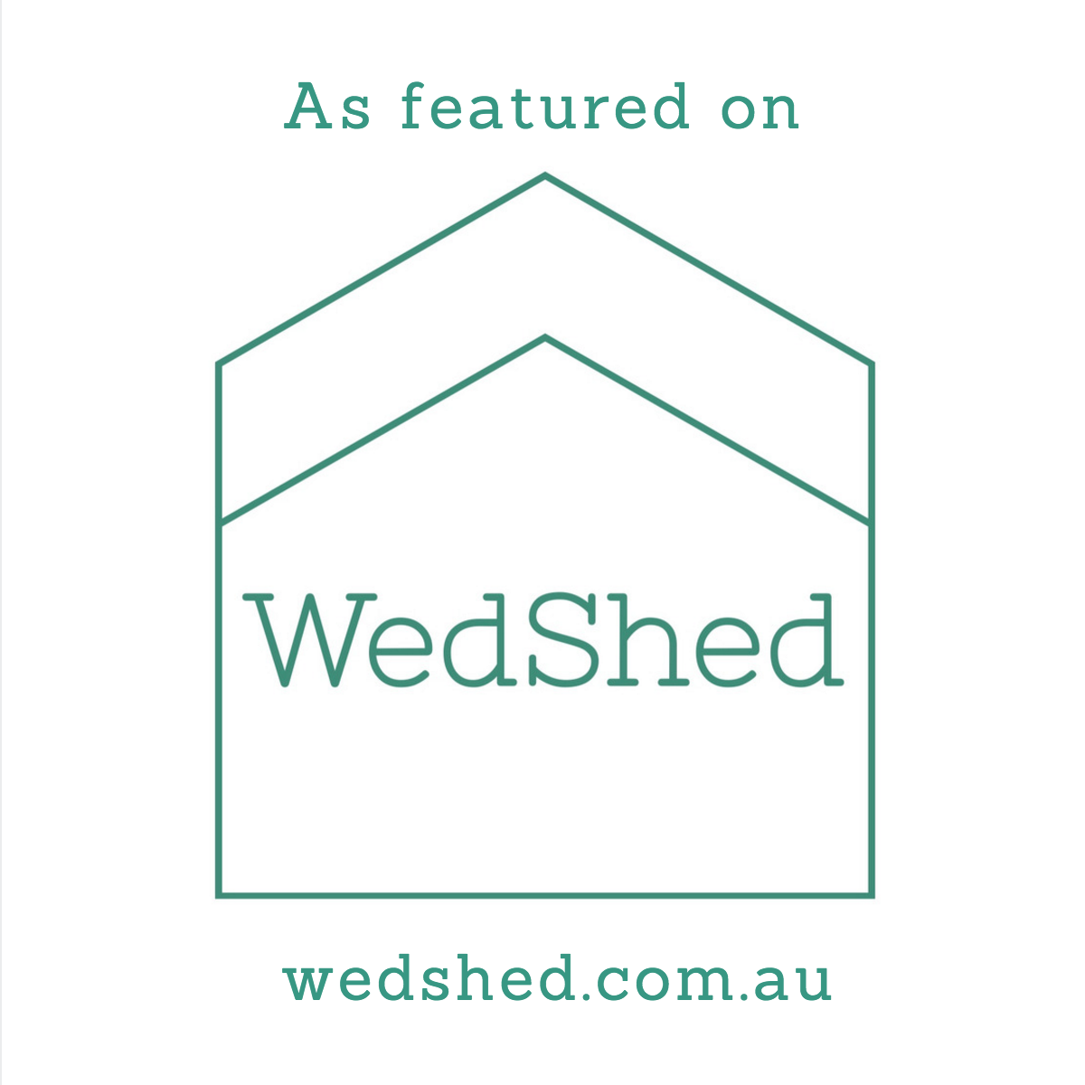 Featured On Wedshed