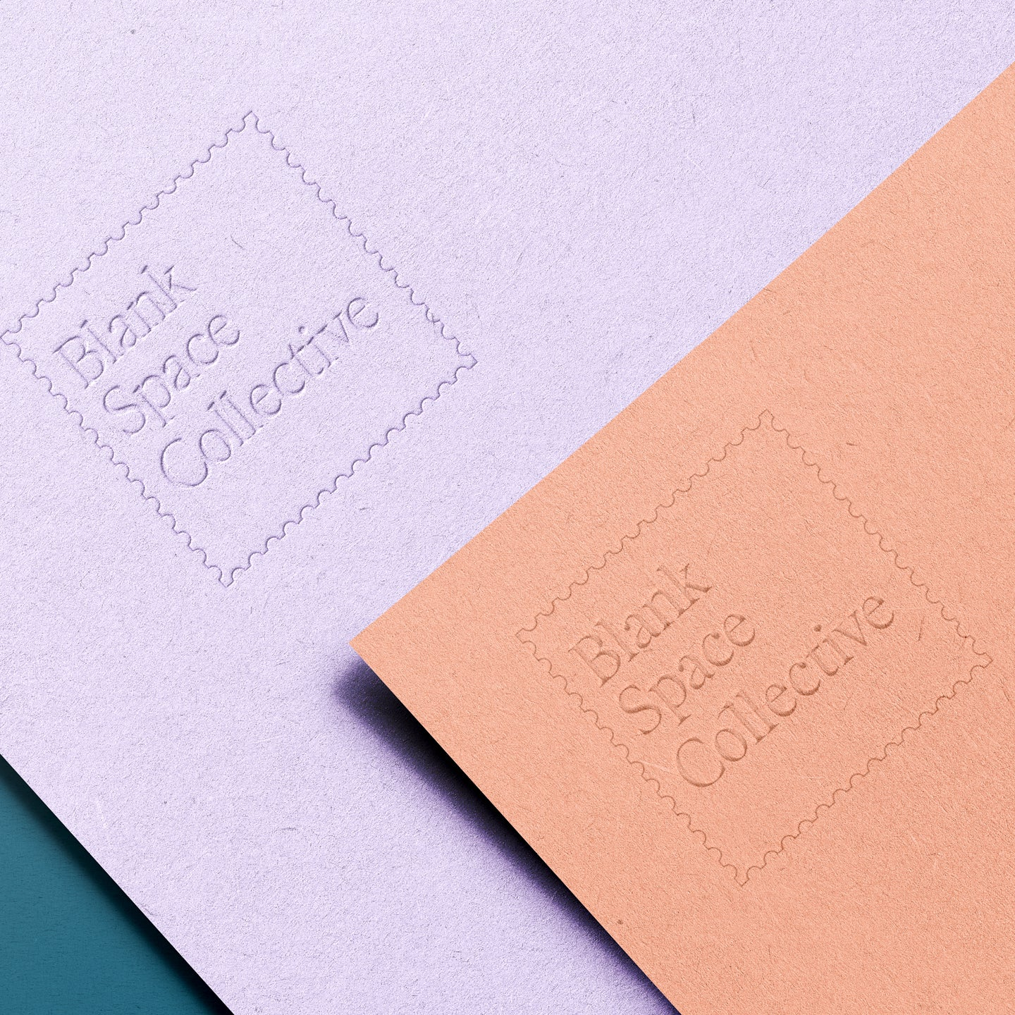 Blank Space Collective Brand Colours