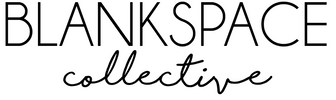 Blank Space Collective Footer Logo
