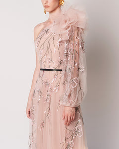 Wild Blossom - Embroidered Dress