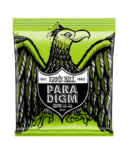 "Ernie Ball Encordadura ""Paradigm Regular Slinky"" 2021, Guitarra Eléctrica 10-46"
