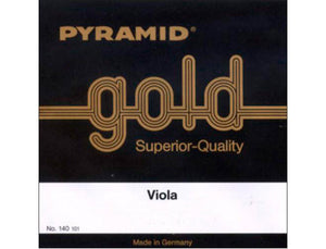 Pyramid Encordadura Para Viola 140 100 Gold