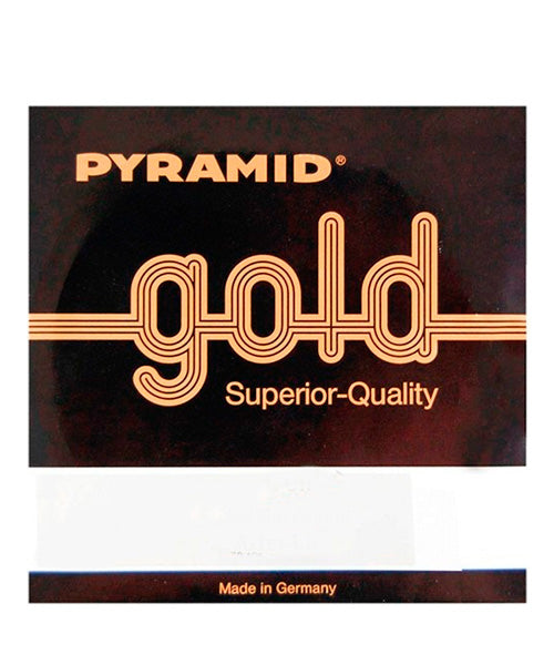 Pyramid Encordadura Para Contrabajo 198 100 Gold
