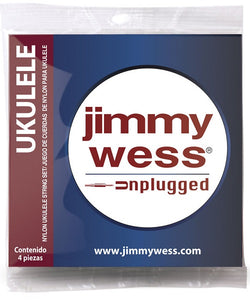 Jimmy Wess Encordadura para Ukulele JWUK-450 Nylon