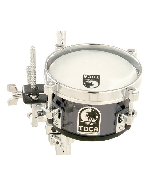 "Toca Percussion Mini Timbal 6"" T406AS Acrílico Ahumado"