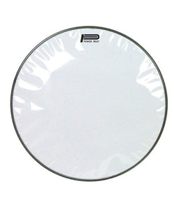 "Powerbeat Parche Bordonero 15"" Transparente UK-0315-SA"