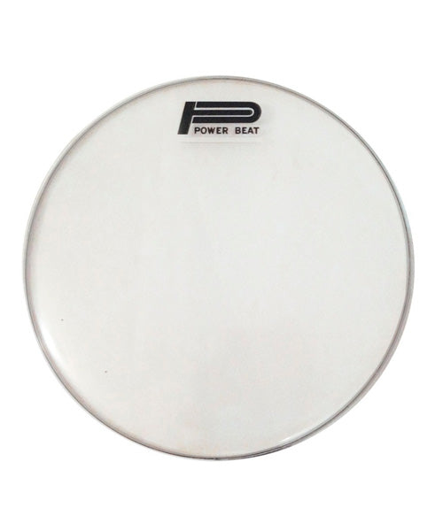 "Powerbeat Parche 22"" Transparente UK-1322-BA"