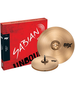 "Sabian Platillos B8X 2-Pack 14""/18"" 45002X Crash"