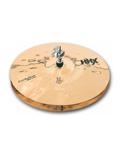 "Sabian Platillo HHX Evolution 14"" 11402XEB Hats"