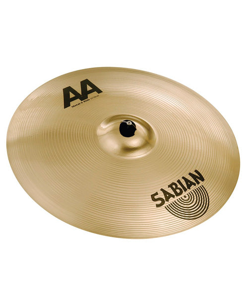 "Sabian Platillos AA 24"" 224141MB Metal Ride"