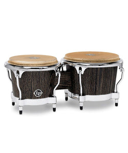 Latin Percussion Bongos Roble Negro LP201SA Uptown
