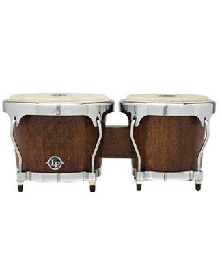 Latin Percussion Bongos Caoba Matte LPH601-SMC Aspire Highline
