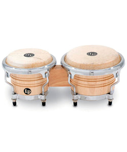 Latin Percussion Bongos Madera Natural LPH601-SNC Aspire Highline