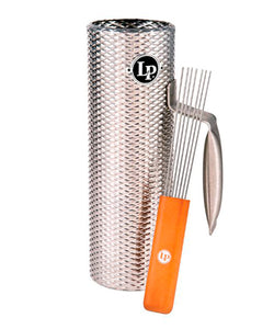 Latin Percussion Mini Güiro con Raspador LP303 Merengue