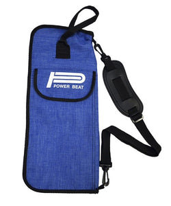 Powerbeat Funda PBFBS-C para Baquetas, Varios Colores