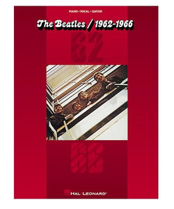 Hal Leonard THE BEATLES 1962-1966