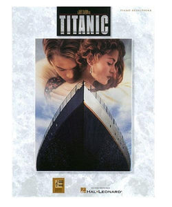 Hal Leonard TITANIC MOVIE PIANO