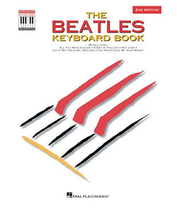 Hal Leonard THE BEATLES KEYBOARD BOOK