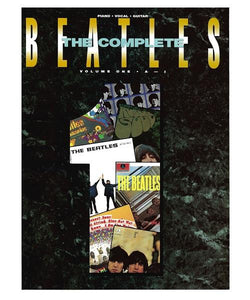 Hal Leonard THE BEATLES COMPLETE – VOLUME 1