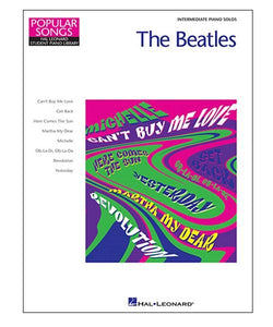 Hal Leonard THE BEATLES - STUDENT PIANO LIBRARY