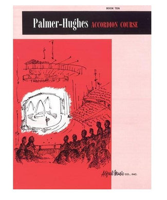 Alfred Music PALMER HUGHES ACCORDION COURSE 10