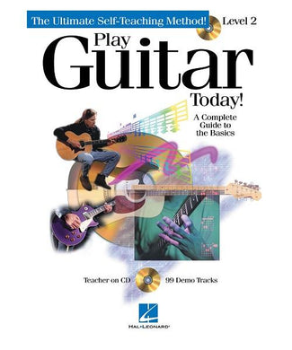 Hal Leonard PLAY GUITAR TODAY! – LEVEL 2